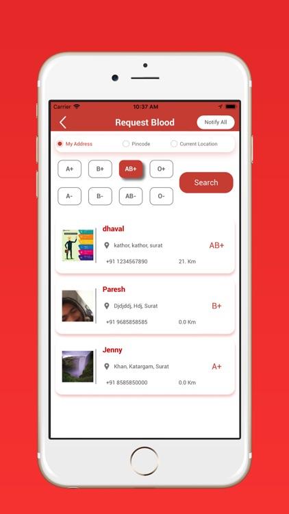 Blood Donor Pro screenshot-4