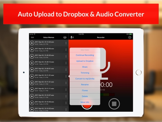 Voice Recorder & Audio Memos Preview 8