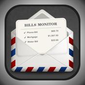 Bills Monitor – Bill Manager & Reminder icon