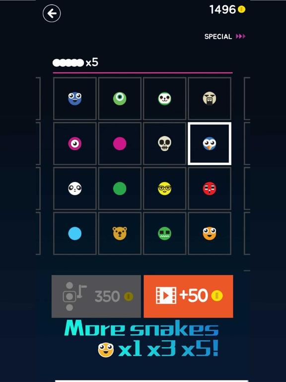 Snake Bricks-Bounce Balls screenshot 19