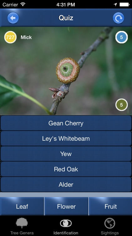 Tree Id identify UK trees screenshot-4