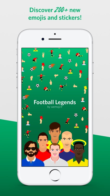 Football Legends Emoji