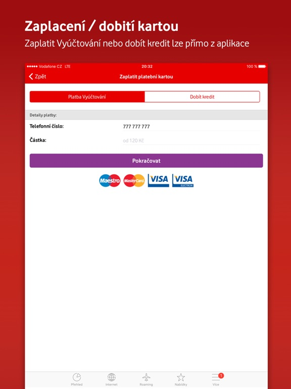 Vodafone dobiti kreditu online dating