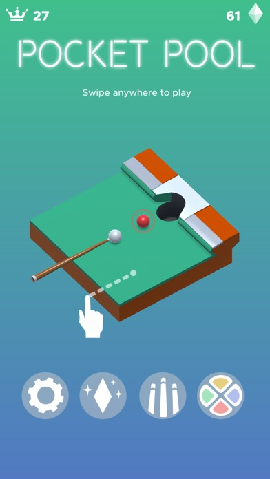 Pocket Pool Screenshot 1