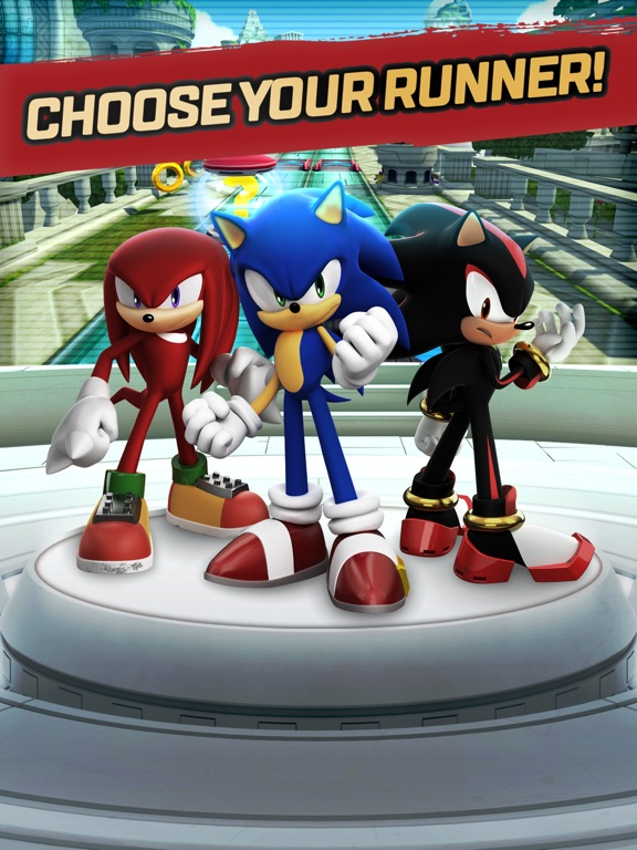 Sonic Forces - Racing Battle screenshot 7
