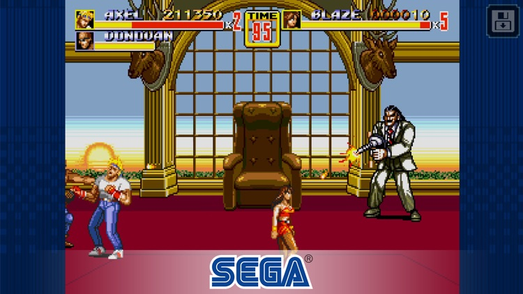 Streets of Rage 2 Classic screenshot-1