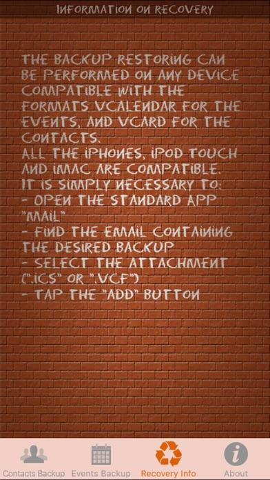 Email Contactsのおすすめ画像4