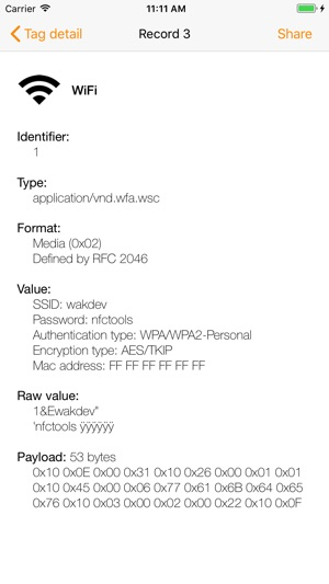 NFC Tools on the App Store