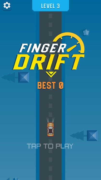 Finger Drift - Racing Game