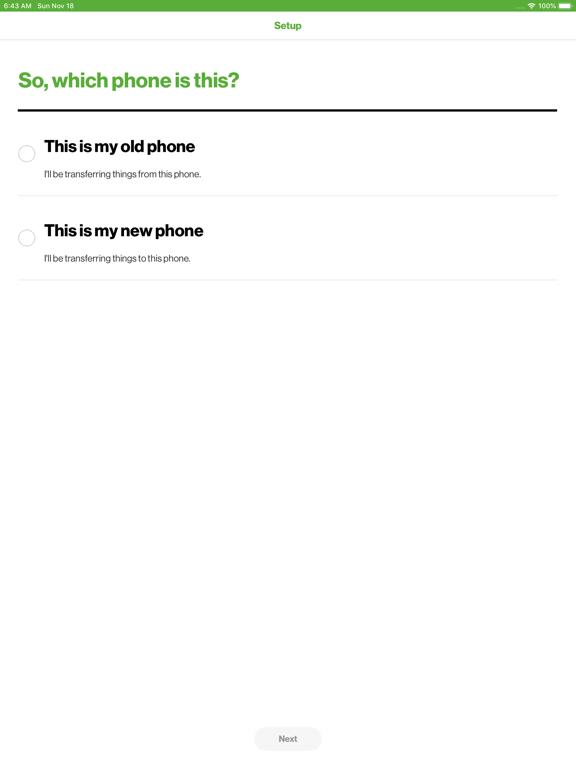 Phone Transfer screenshot 6