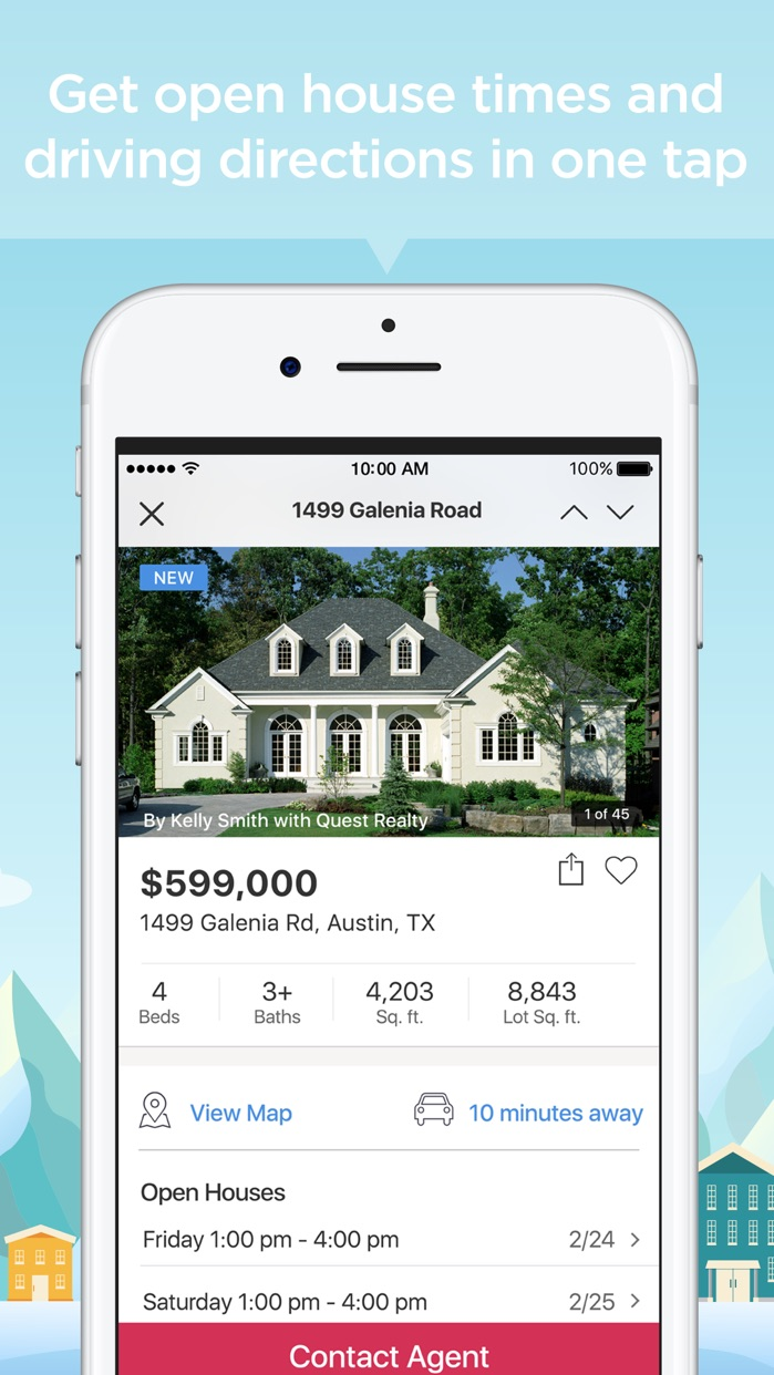 Realtor.com Real Estate, Homes Screenshot