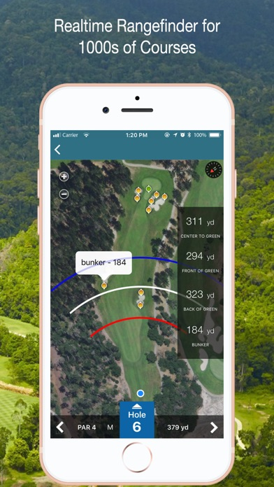MyScorecard: Everything Golf Screenshot