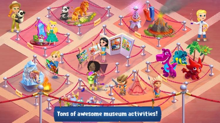 Crazy Museum Day screenshot-3