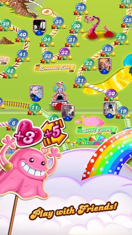 Candy Crush Saga screenshot-3
