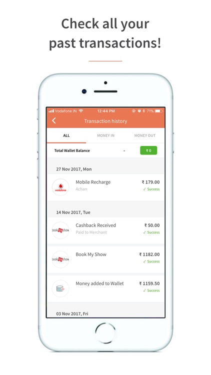 FreeCharge - Payments & Wallet screenshot-3