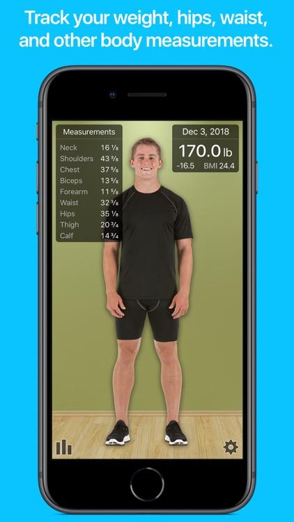 My Body Metrics screenshot-0
