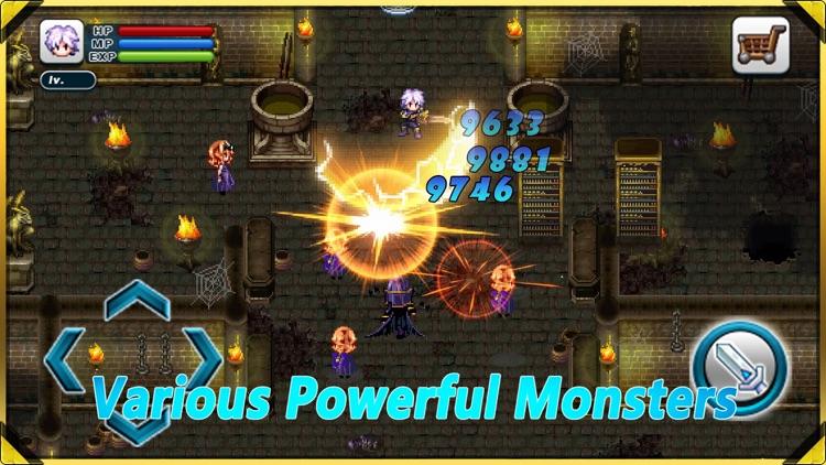 Gods Wars II-Blade of Lucifer screenshot-3