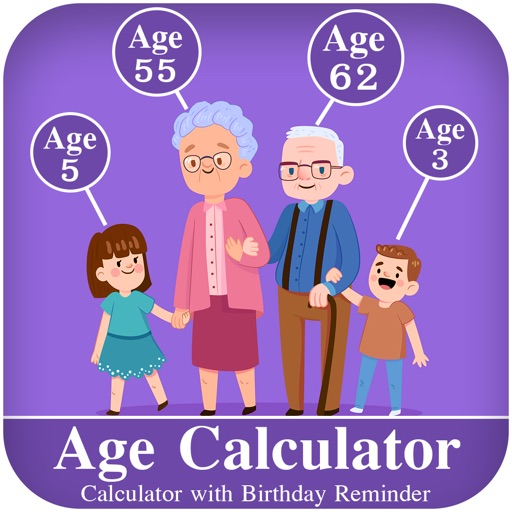 Age Calculator - Find Your Age