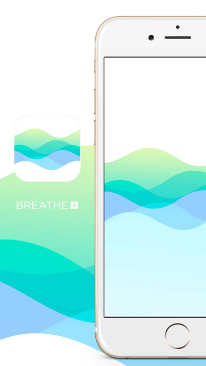 Breathe+ Simple Breath Trainer screenshot-0