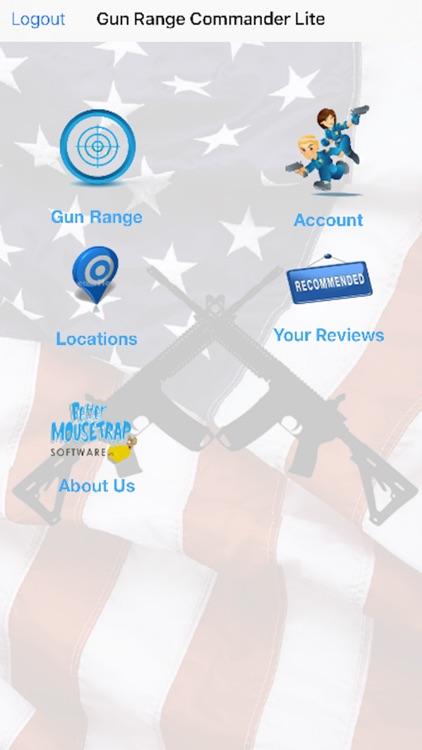 Gun Range Commander