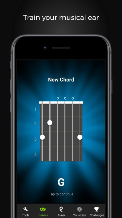 UkuleleTuna: Ukulele Tuner screenshot four