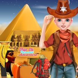 Trip to Pyramid Adventure
