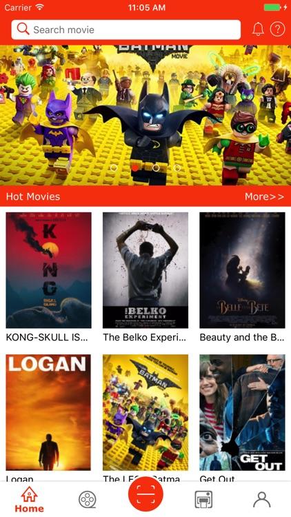 goUniBox - Rent Movies online