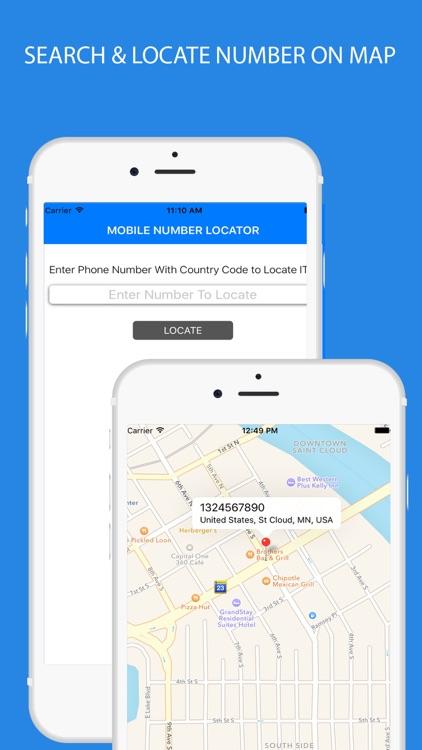 Number Location Finder Limited