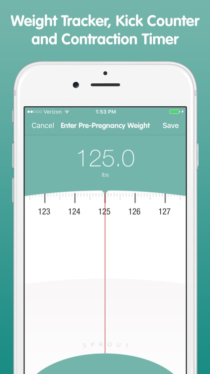 Sprout Pregnancy screenshot-4
