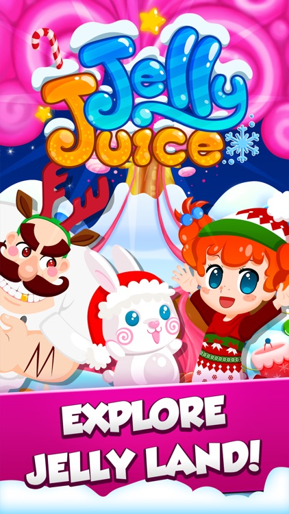 Jelly Juice screenshot-4