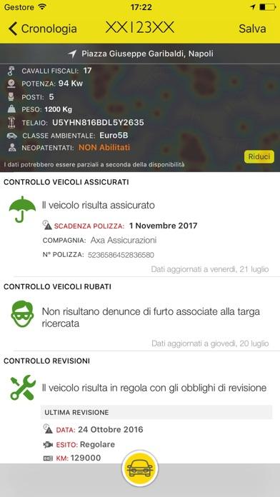 Altolà - Controllo veicoli