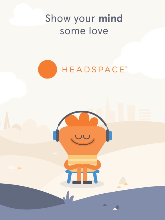 Headspace: Guided Meditation Screenshot