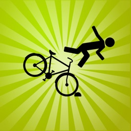 Stickman Mountain Bike Rider: Downhill Bike Stunts