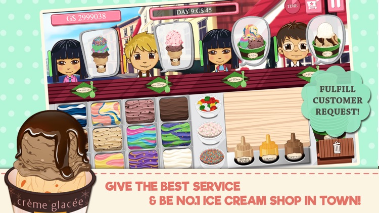 IceCreamFriends2 - Girl Games