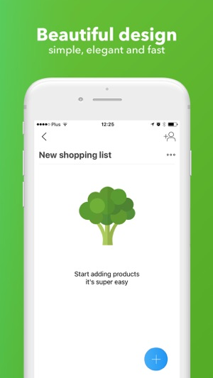 Grocery Shopping List Listonic On The App Store