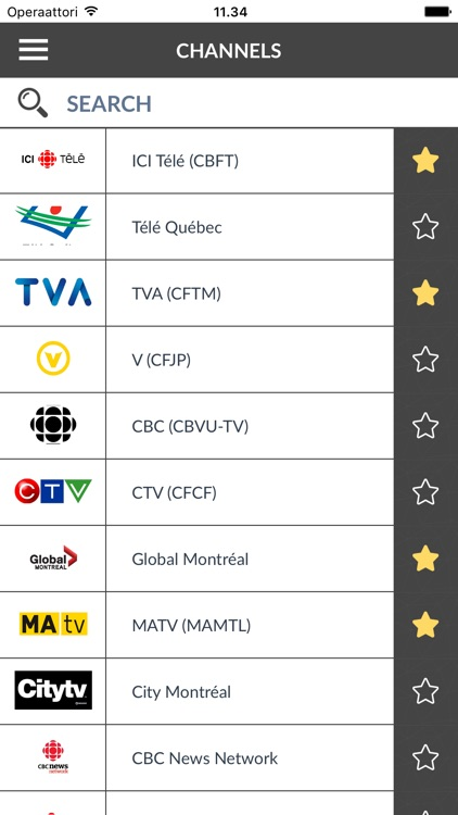 Tv Guide Montreal >> Tv Guide Canada Ca By Youssef Saadi