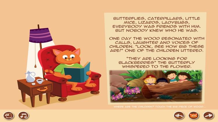 Kid Stories 1 - Read & Play screenshot-3