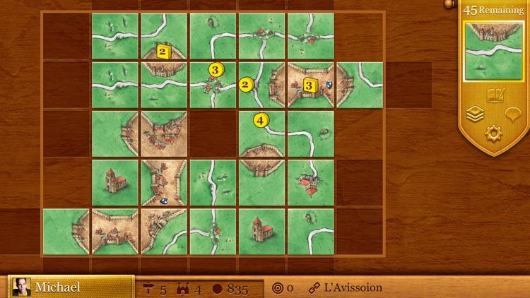 Carcassonne screenshot-4