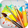 Dibujar Desk:Painting pad game