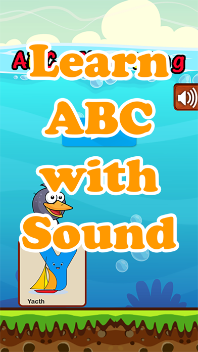 First box abc learning games screenshot one