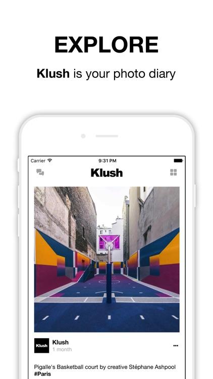 Klush screenshot-0