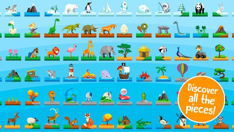 Comomola Planets Puzzle screenshot-4