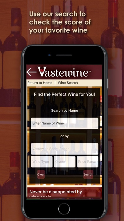 Vastewine: Wine Scoring App screenshot-5