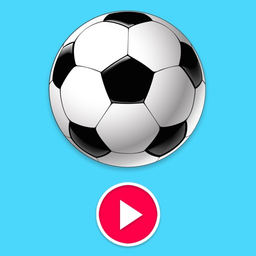Animated Soccer Stickers icon