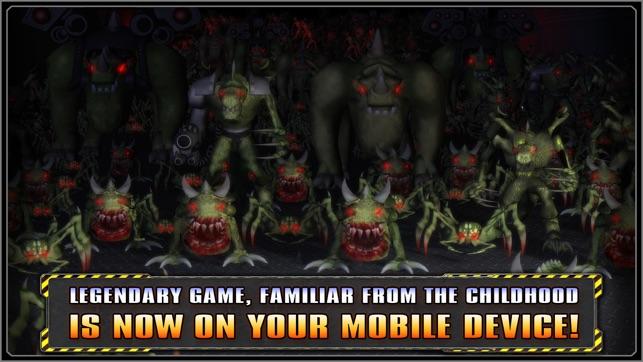 Alien Shooter - Survive Screenshot