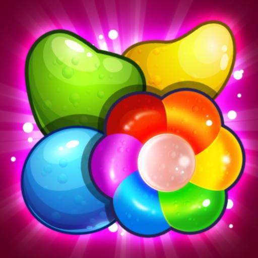 Jelly Games Match 3 Pop Mania iOS App