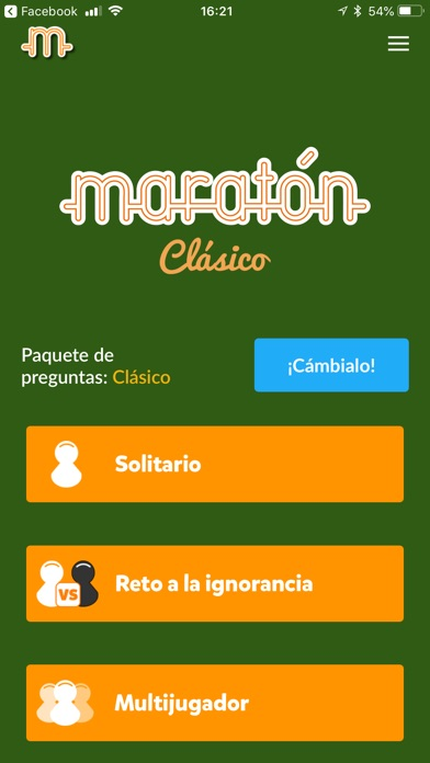 Screenshot for Maratón in Mexico App Store
