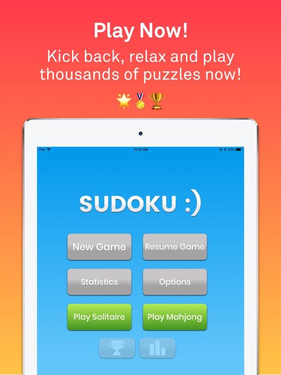 Скачать игру Sudoku классическая головоломк