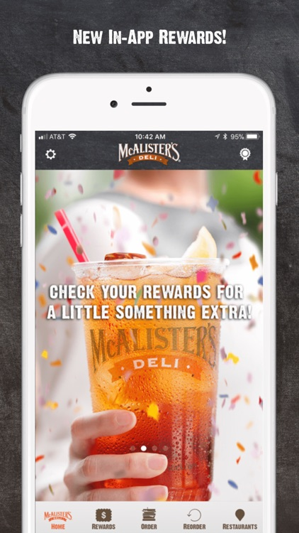 McAlisters Deli screenshot-3