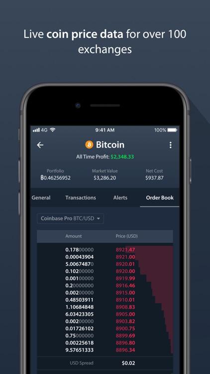 Delta Crypto Portfolio Tracker screenshot-8